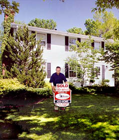 Dick Mathes completes another sale!  Homes for Mason City IA and Clear Lake Iowa